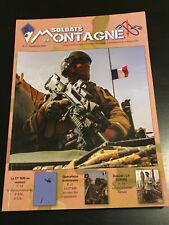 MAGAZINE SOLDATS DE MONTAGNE N°8 SEPTEMBRE 2015 - FRESM - MILITARIA - 27E BIM