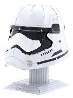 Fascinations Metal Earth Star Wars Stormtrooper Helmet 3D Model Kit MMS316