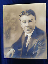 """AUTOGRAPHED PHOTO Tom Moore 9 1/2"""" x 7 1/2"""""""