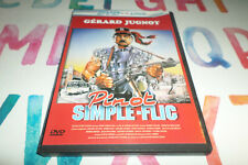 DVD -  PINOT SIMPLE FLIC - Gérard JUGNOT  Jean Claude BRIALY /  DVD