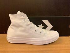 Converse All Star Blanc Monochrome N.41,5 Neuf 100%