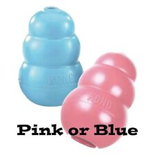 Kong Classic Puppy- Extra Small  Colors Vary (Free Shipping in USA)