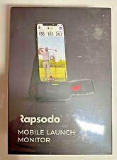 RAPSODO GOLF MOBILE LAUNCH MONITOR (MLM) - Brand New & Sealed / UK Seller