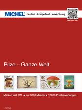 Michel Katalog Pilze auf Marken Paddestoelen Fungi Mushrooms Setas Fungos