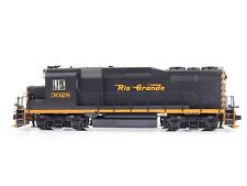 HO Scale Proto 2000 23116 D&RGW Rio Grande GP30 Diesel Locomotive 3028 Weathered