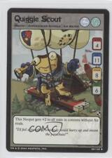 2004 Neopets - Trading Card Game Battle for Meridell 92 Quiggle Scout (Foil) 2ic