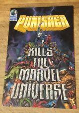 Punisher Kills The Marvel Universe First Print Vf-NM