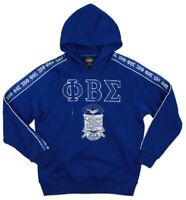 Phi Beta Sigma Hoodie Pullover PBS