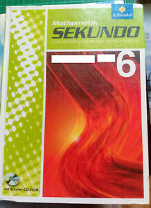 Sekundo 6. Schülerband (2010, Gebundene Ausgabe)