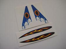 Corgi 1003 Batman Custom Batboat Stickers   - B2G1F