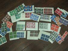 More details for 1960 europa yearset mnh stamps block incl liechtenstien cat£800 dealers £240