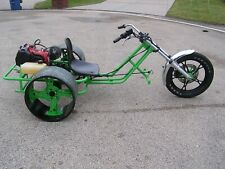 For the guy that has every thing except this monster adult 3 wheel drift trike