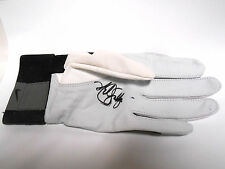 Mike Gallego Autograph Signed Batting Glove NIKE Baseball Oakland Athletics A's