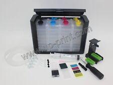 Luxury ink tank universal DIY CIS kits for 4 color printer Convert CIS system