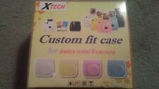 NEW in Box! Fuji Film Instax Mini 8 WHITE Case Custom Fit