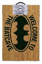 BATMAN (WELCOME TO THE BATCAVE) DOOR MAT  GP85021
