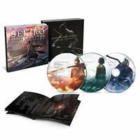(JAPAN) OST CD SEKIRO: SHADOWS DIE TWICE ORIGINAL SOUNDTRACK