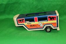 Vintage Nylint Stables toy horse trailer