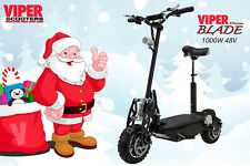 Viper Blade 1000W 48V Electric Scooter New 2020, Christmas Sale