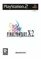 Final Fantasy X-2 (Sony PlayStation 2, 2004) - European Version