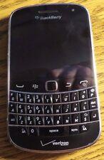 Blackberry 9930 Verizon Black Smartphone Fast Shipping Very Good Used