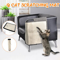 Chat Scratch Pad Tapis Sisal Scratcher Jouet griffoir Meubles Canapé protection