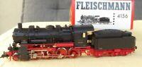 Fleischmann 4156 Dampflok BR 56 2048 der DRG Epoche 2 neuwertig erhalten in OVP