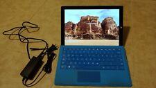 "Microsoft Surface Pro 3 12"" Tablet i5-4300U 1.9GHz 128GB 4GB Win 10"