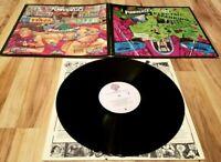 PARLIAMENT FUNKADELIC GEORGE CLINTON BOOTSY Electric Spanking 1981 LP Record EX