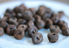 Rusted Jingle Bells 18 mm 0.71 inches Country Primitive Craft Supply Set of 45