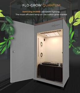 growbox - FLO GROW QUANTUM cabinet