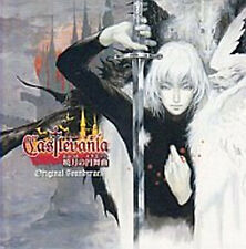 CASTLEVANIA AKUMAJO DRACULA SOUNDTRACK CD music  JP  Castlevania: Aria of Sorrow