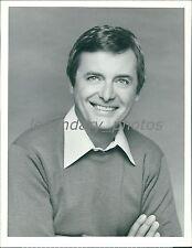 1976 Portrait of Actor William Daniels Original News Service Photo