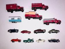 HO Scale Lot Of Cars, Trucks, Other Vehicles