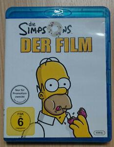 Die Simpsons - Der Film (Blu Ray)