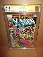 X-Men 110 CGC 9.8 SS Signed CHRIS CLAREMONT Phoenix Joins NM/MT 1978 Uncanny 🔑