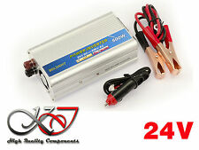 Convertidor Inversor 24V a 220V - 500W / Max 1000W