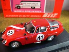 1/43 Best 9097 Alfa Romeo TZ1 Le Mans 1964 Biscaldi Sala #41