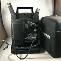 Vintage BELL and HOWELL Movie Projector Model 256 Tested Working