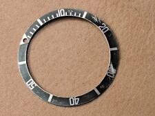 Vintage Rolex Blackish Gray MK2 Long 5 Fat Font Bezel Insert for 5512/5513/1680