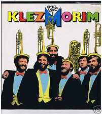 LP THE KLEZMORIM  LE CHANT DU MONDE