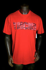NEW YMCMB YOUNG MONEY casual men LOGO short sleeve crewneck TShirt red *LARGE