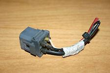Saab 9000 ACC Blower Motor Resistor Wiring Pigtail Harness Repair Connector