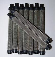 10x Filter Pistolenfilter Airless #65 mesh schwarz NEU für z. B. Wagner Titan