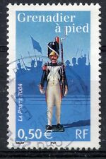 STAMP / TIMBRE FRANCE OBLITERE N° 3684 NAPOLEON 1° / GRENADIER A PIED