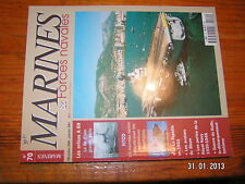 : Marines & Forces Navales n° 70 Avisos A 69 NTCD La Fayette 1953 BISON Golfe
