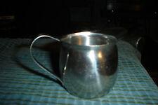 Vintage Brandwawi 18-8 Stainless Steel Creamer Pitcher Korea