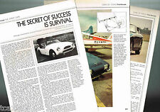 FAIRTHORPE Cars/Autos History Article / Photos / Pictures