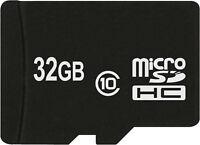 32 GB MicroSDHC Class 10 Speicherkarte kompatibel mit Samsung Galaxy S WiFi 5.0