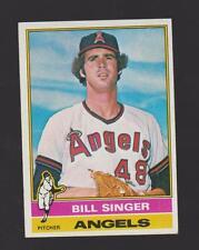 1976 Topps BILL SINGER #411 NMT-MINT